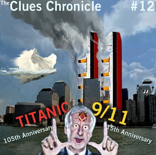 Issue 12: Hi, 'Farcevalue', 'Prescient' and the Titanic Hoax (9/11 Anniversary Show)