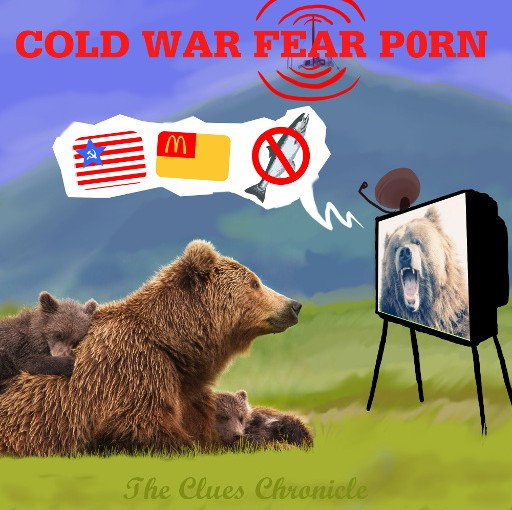 Issue 20: Hi, 'SacredCowSlayer' and 'The Cold War Hoax'