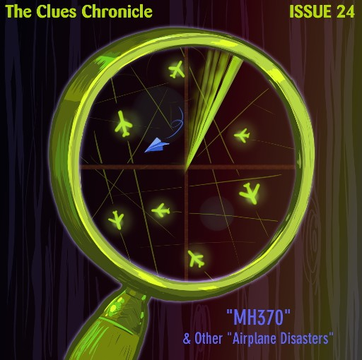 Issue 24: Hi, 'MH370' and other 'Airplane Disasters'