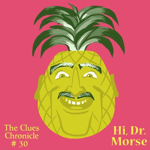 Issue 30: Hi, Dr. Morse