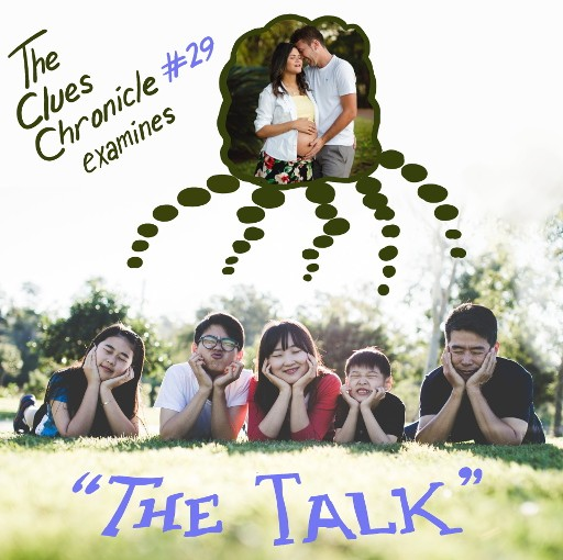 Issue 29: Hi, The Talk